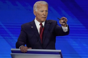 Biden recounts harrowing incident with gang leader named 'Corn Pop'