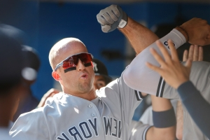 It wasn't supposed to be like this for Brett Gardner