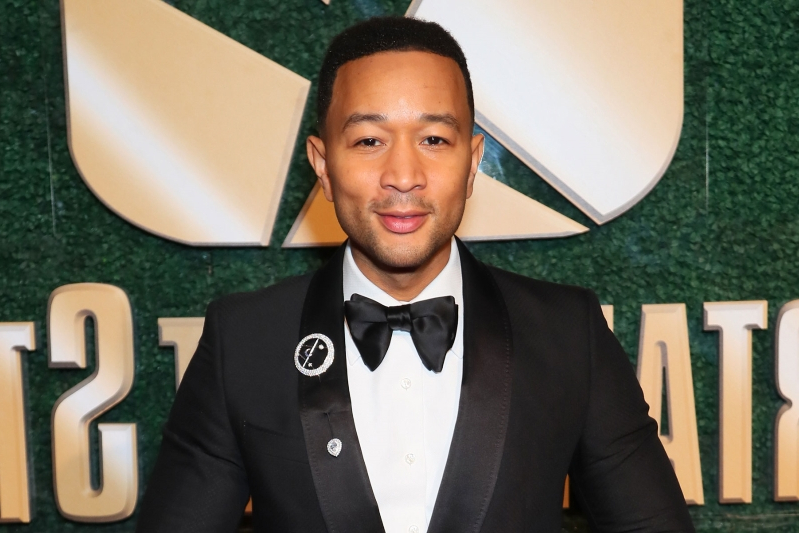 John Legend Reacts to Felicity Huffman's 14-Day Prison Sentence: 'No One in Our Nation Will Benefit'