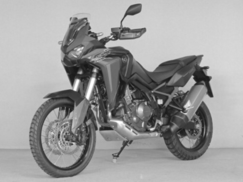 2020 Honda Africa Twin Pictures Emerge