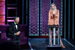 Ireland Baldwin's roast of dad Alec Baldwin was even more brutal on TV