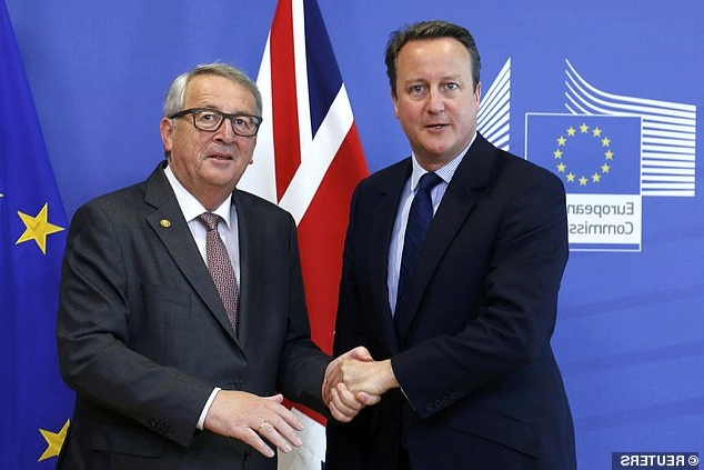 Jean-Claude Juncker told me 'I've got to say