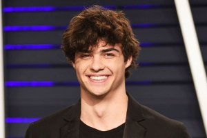 Noah Centineo Dyes Beard Blonde, Sends Instagram Into a Panic