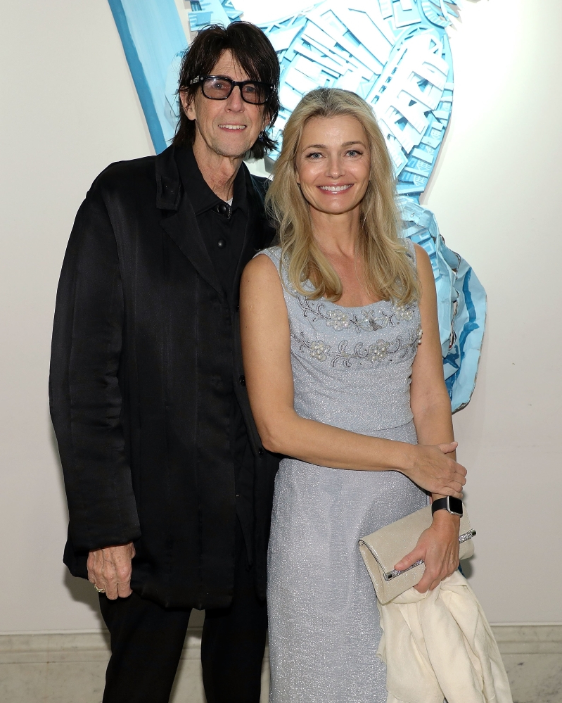Paulina Porizkova Speaks Out One Day After Former Husband Ric Ocasek's Death