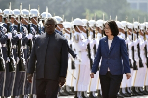 Taiwan terminates relations with Solomon Islands after China switch