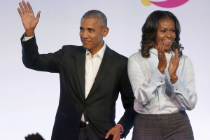 Trump recommends congressional investigations into Obama family book and Netflix deals