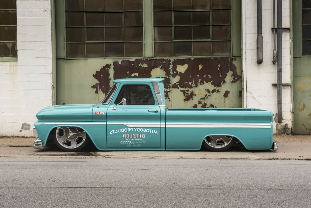 1965 Chevy C10- The General