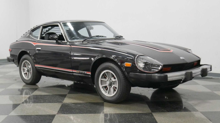 1978 Datsun 280Z Black Pearl Edition Seeks Second Owner