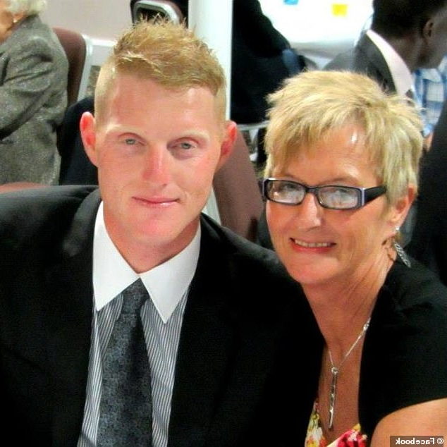 'Ben gave his mum something to live for': How Ashes hero Stokes's half-brother and sister were shot dead aged eight and four by his mother's suicidal first husband after she left him for the England cricketer's father