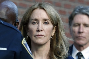 Felicity Huffman might serve prison sentence at Dublin facility