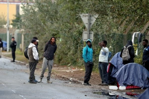 Fresh migrant camp eviction revives fears of Channel crossing spike