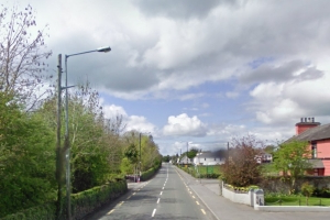 Man (70s) dies after car he was driving struck a wall in Co Roscommon