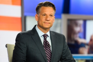 Richard Engel on difficulty of watching baby son 'pass' by big brother with Rett syndrome