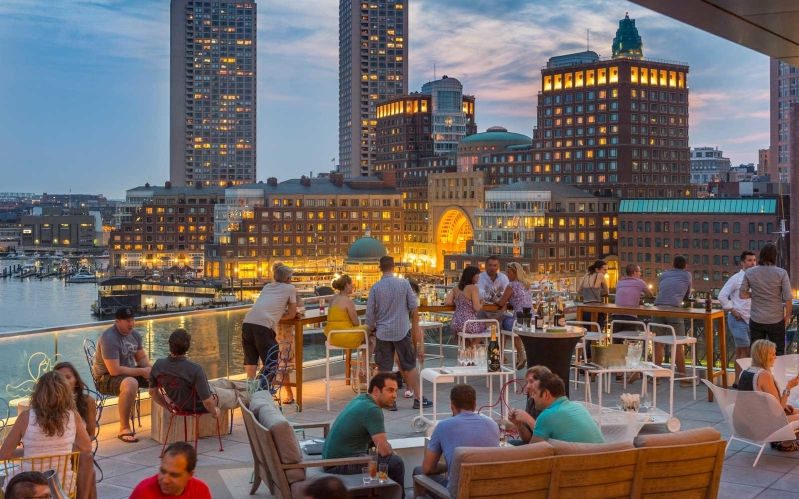 The Best Fall Rooftop Bars for When You Just Can't Let Go of Summer