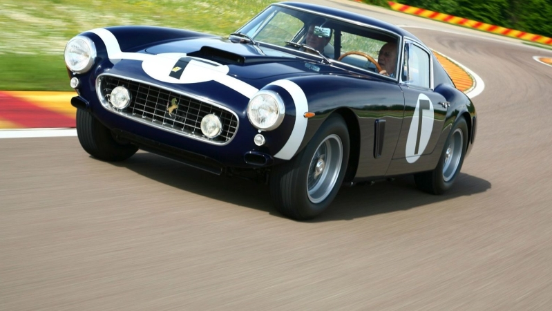 The ultimate classic Ferrari number plate is up for sale