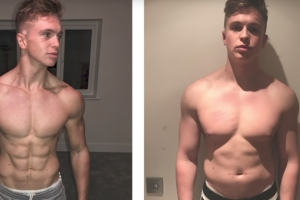 This YouTube Star Revealed the Diet and Workout Secrets He Uses to Get Shredded