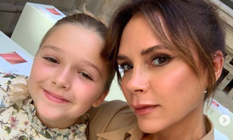 Victoria Beckham talks about bullying with daughter Harper and reveals how it has impacted her parenting