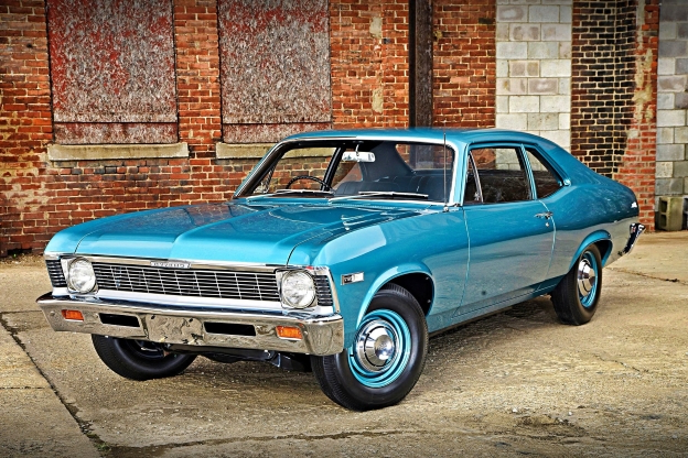 1968 Chevrolet Nova Is the Last Call for the Powerful L79 Package
