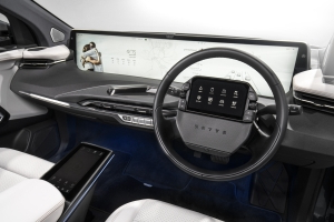 Automakers reimagine the dashboard at 2019's Frankfurt Motor Show
