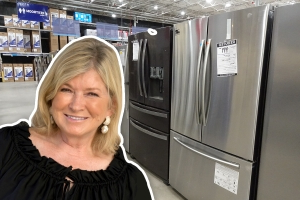 Martha Stewart has an easy trick for removing stickers from new dishware