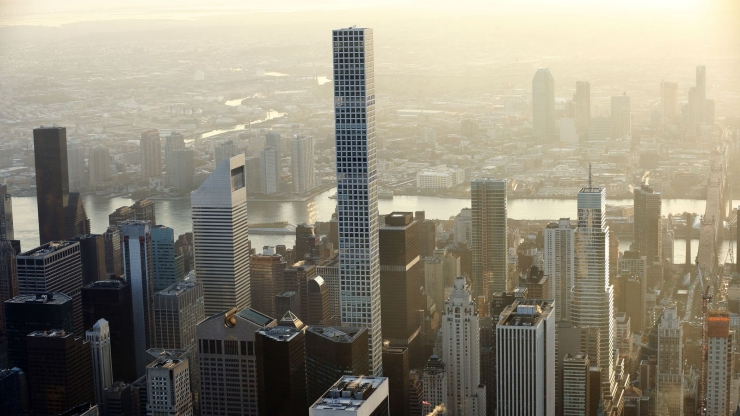 World's tallest residential building has 112th floor penthouse