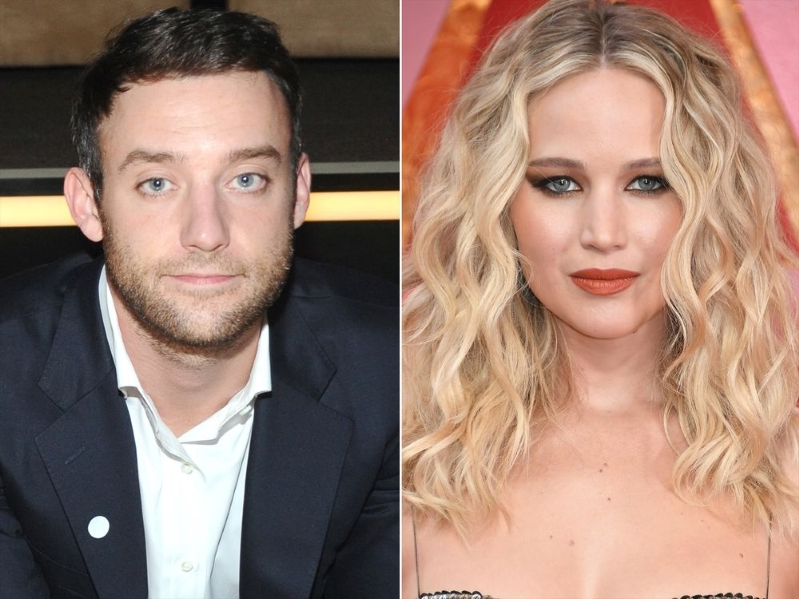 Jennifer Lawrence and Cooke Maroney Had a Romantic Dinner After Visiting a NYC Marriage Bureau