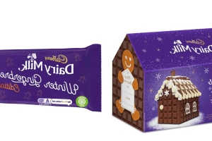 Cadbury Is Selling A 'Christmas Cottage Kit' Made Out Of Chocolate And It's So Much Better Than Gingerbread