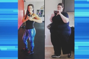 How Woman Lost 280 Pounds Naturally!