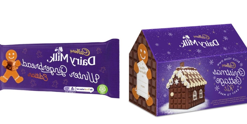 The Christmas Cottage 2019.Food Cadbury Is Selling A Christmas Cottage Kit Made Out