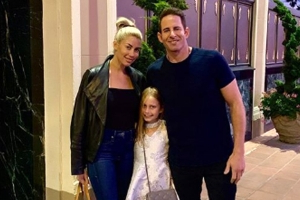 Tarek El Moussa Says His Daughter Asked If His New Girlfriend Could Join Them on Their Date Night