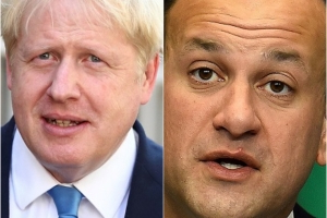 Varadkar warns time is running out as UK tables backstop plans