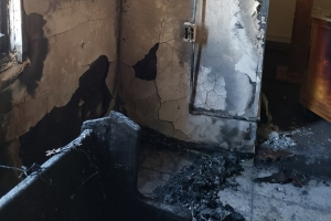 Arson attacks at 3 churches serving Hispanics in El Paso probed by FBI