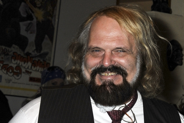 Slide 108 of 163: John Carl Buechler.