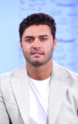 Slide 112 of 163: Mike Thalassitis at a BUILD - Celebs Go Dating special at Shropshire House, London. (Photo by Ian West/PA Images via Getty Images)