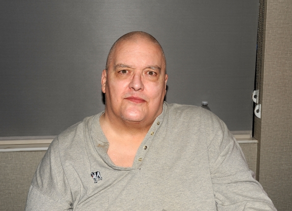 Slide 119 of 163: PARSIPPANY, NJ - OCTOBER 28:  King Kong Bundy (Christopher Alan Pallies) attends Chiller Theater Expo Winter 2017 at Parsippany Hilton on October 28, 2017 in Parsippany, New Jersey.  (Photo by Bobby Bank/Getty Images)
