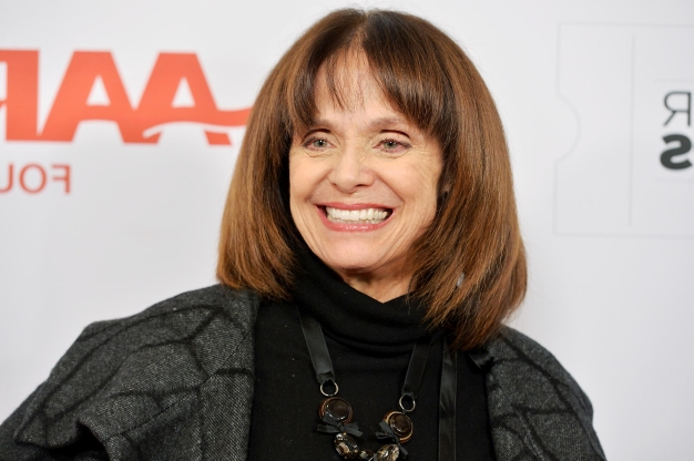Slide 12 of 163: BEVERLY HILLS, CA - FEBRUARY 02:  Actress Valerie Harper arrives to AARP The Magazine's 14th Annual Movies For Grownups Awards Gala at the Beverly Wilshire Four Seasons Hotel on February 2, 2015 in Beverly Hills, California.  (Photo by Alberto E. Rodriguez/Getty Images)