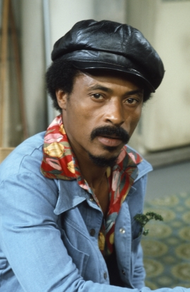 Slide 122 of 163: SANFORD AND SON -- Season 5 -- Pictured: Nathaniel Taylor as Rollo Larson -- Photo by: NBC/NBCU Photo Bank