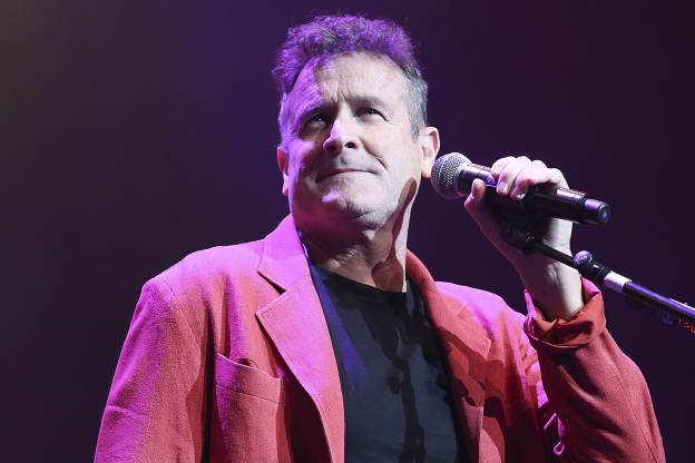 Slide 30 of 163: Johnny Clegg performs on stage at Royal Albert Hall on March 27, 2013 in London, England.