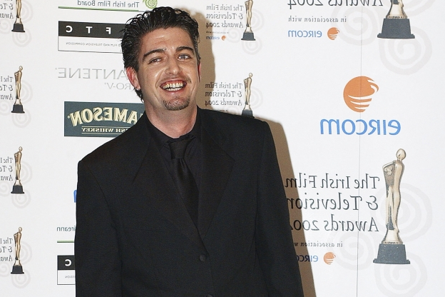 Slide 31 of 163: Karl Shiels attends the Irish Film and Television Awards in the Burlington Hotel on October 30, 2004 in Dublin, Ireland.