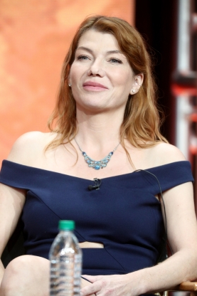 Slide 49 of 163: BEVERLY HILLS, CA - AUGUST 02:  Actor Stephanie Niznik of ''Everwood'- A 15th Anniversary Reunion' speaks onstage during the CW portion of the 2017 Summer Television Critics Association Press Tour at The Beverly Hilton Hotel on August 2, 2017 in Beverly Hills, California.  (Photo by Frederick M. Brown/Getty Images)