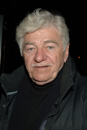 Slide 92 of 163: NEW YORK, NY - MAR. 21, 2006: Actor Seymour Cassell arrives at the 'Lonesome Jim' premiere, a film directed by Steve Buscemi, held at the Clearview Chelsea Cinemas in New York, NY, on Tuesday March 21, 2006. Photo by SLAVEN VLASIC. (Photo by VLASIC SLAVEN/Gamma-Rapho via Getty Images)