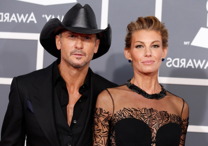 Tim McGraw honors 'best friend' Faith Hill on her 52nd birthday