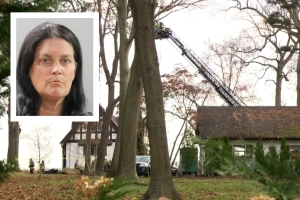 Woman allegedly kills 75-year-old man, sets fire to LI home to cover it up