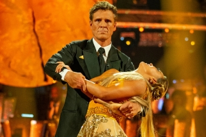 Risking his health for 'Strictly': James Cracknell reveals epileptic seizure fears over long training sessions
