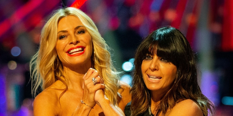 Claudia Winkleman looking at the camera: Strictly Come Dancing 2019's first live show aired on Saturday (September 21) and did not feature a standard Strictly moment.