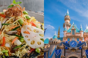 Every Restaurant At Disney Will Sell Plant-Based Dishes By Spring 2020