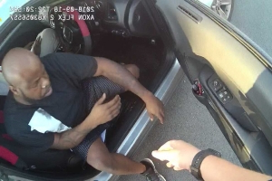 Man sues LMPD claiming racial bias following traffic stop in west Louisville