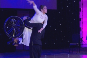 This Ballroom Dancer Who Uses a Wheelchair Is Ranked 7th in the World