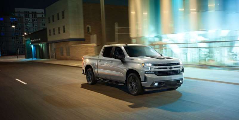 Chevy Silverado Rally Edition >> News Chevy Releases Fresh Midnight And Rally Editions Of