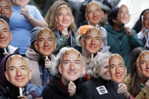 Amazon wants to write the rules regulating facial recognition tech